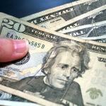 $20 bills for donation