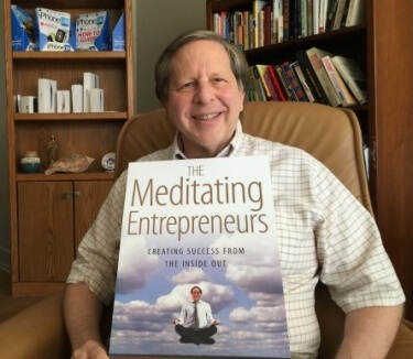 Hal with Meditating Entrepreneur cover