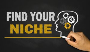 find your niche