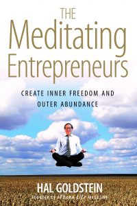 The Meditating Entrepreneurs - Create Inner Freedom and Outer Abundance - Book cover