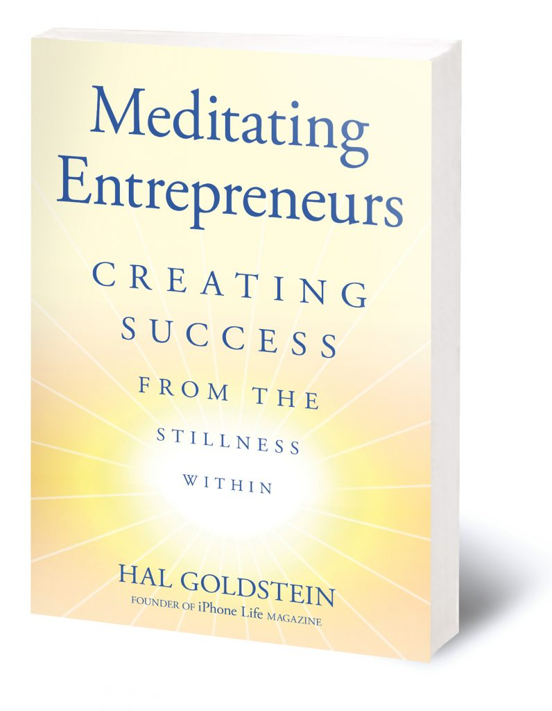 Meditating Entrepreneurs book cover